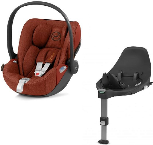 Cybex Cloud Z Plus (inkl. base)