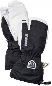 Hestra Army Leather Heli 3-Finger Mitt (Junior)
