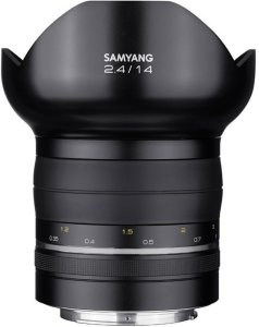 XP 14mm f/2.4 for Nikon