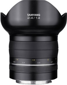 XP 14mm f/2.4 for Canon