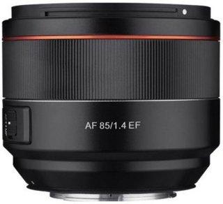Samyang AF 85mm f/1.4 for Canon