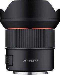 Samyang AF 14mm f/2.8 for Canon RF