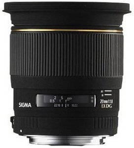 Sigma 20mm F/1.8 EX Aspherical DG DF RF for Nikon