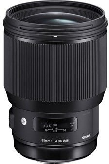 Sigma 85mm f/1.4 Art for Sony