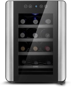 Caso WineCase Red 12