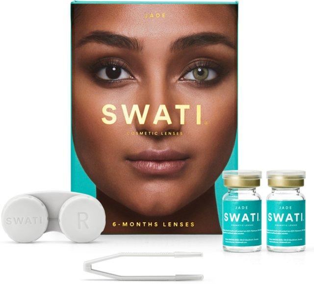 SWATI Cosmetic Lenses Jade