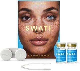 SWATI Cosmetic Lenses Aquamarine