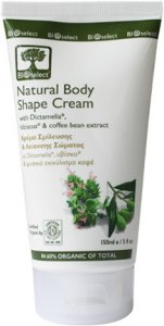 BIOselect Natural Body Shape Cream 150ml