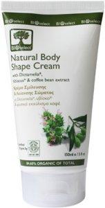 Natural Body Shape Cream 150ml