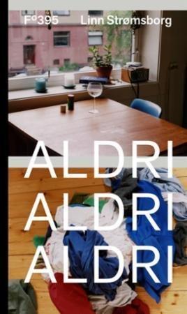 Flamme Forlag Aldri, aldri, aldri