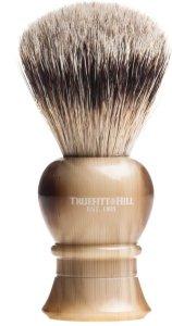 Super Badger Shaving Brush Regency Horn