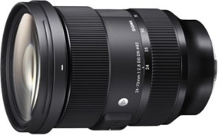 Sigma 24-70mm f/2.8 DG DN Art for Sony