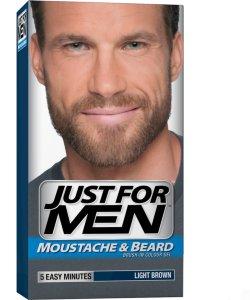 Moustache & Beard