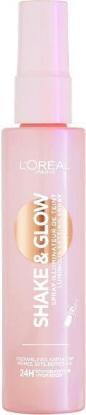L'Oreal Shake & Glow Luminous Setting Spray 100ml