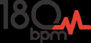 180 bpm logo