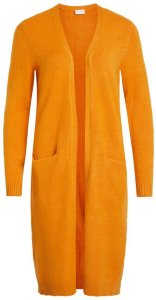 Viril Long Sleeve Knit Long Cardigan