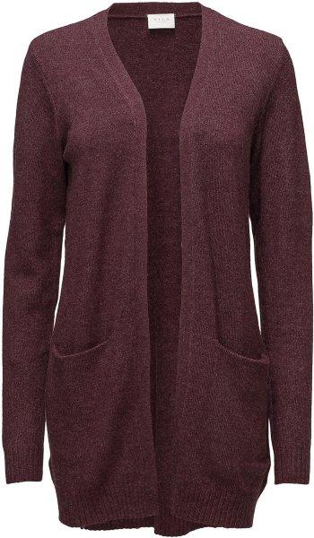 Vila Viril Long Sleeve Knit Cardigan