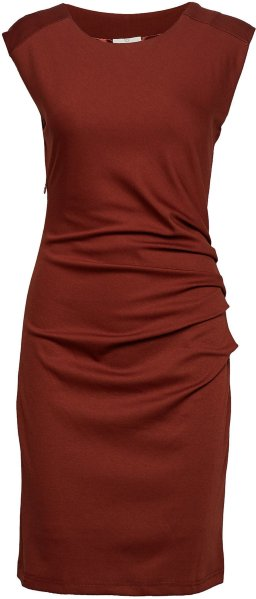 Kaffe India Round Neck Dress
