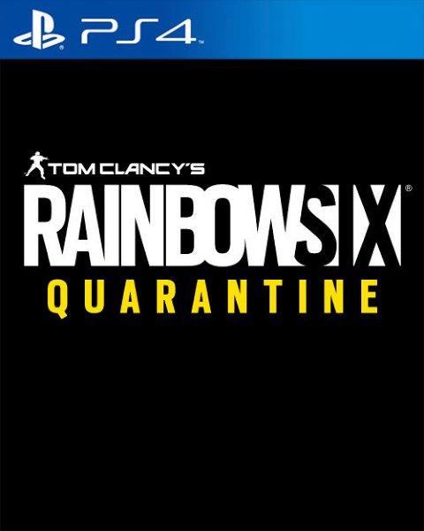 Rainbow Six Quarantine til Playstation 4