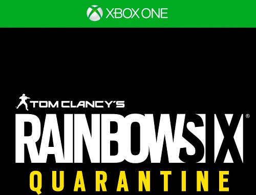 Rainbow Six Quarantine til Xbox One