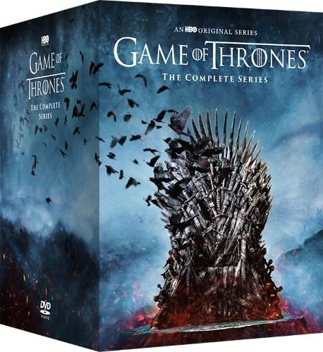 Game Of Thrones Complete Collection (DVD)