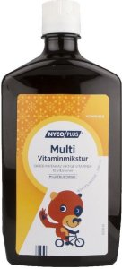 Multi Vitaminmikstur 500ml