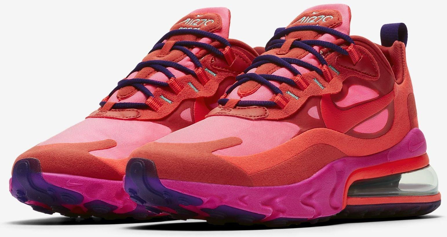 Nike Air Max 270 React (Dame)