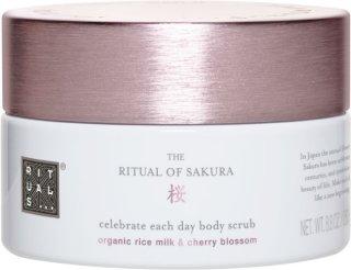 The Ritual of Sakura Body Scrub 250ml
