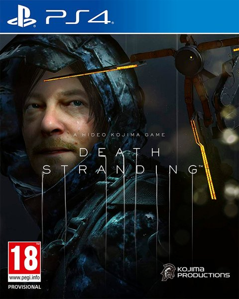 Death Stranding til Playstation 4