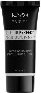 NYX Studio Perfect Photo-Loving Primer Clear