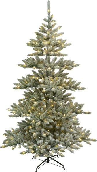 Star Trading Arvika juletre med LED lys 210cm