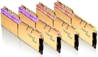 TridentZ Royal Gold DDR4 3600MHz 32GB CL16 (4x8GB)