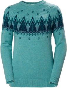 Wool Knit Sweater (Dame)