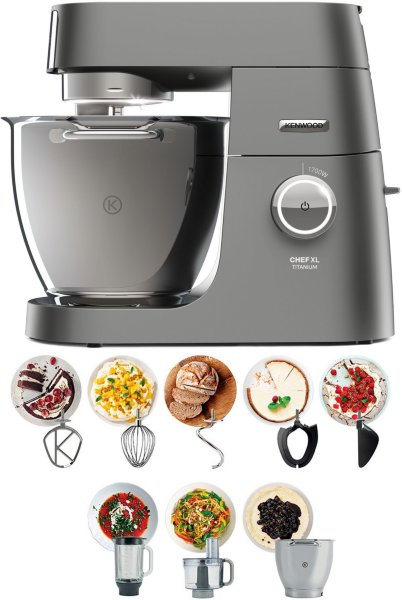 Kenwood Chef Titanium XL KVL8361S