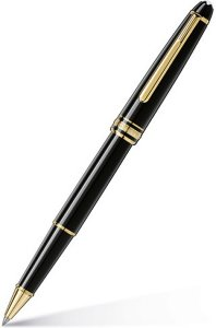 MontBlanc 163 Classique Meisterstück Rollerball Pen