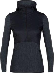 Descender Half Zip Hybrid Jacket (Dame)