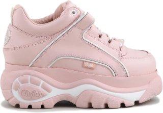 Beige Sneakers  Buffalo London  Sneakers - Sko Til Dame