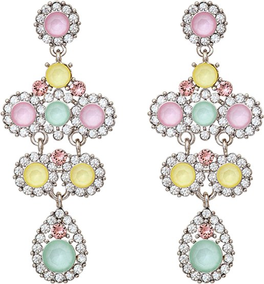 Lily and Rose Kate Earrings (7 cm)