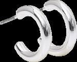 Snö of Sweden Adara Small Oval Earring