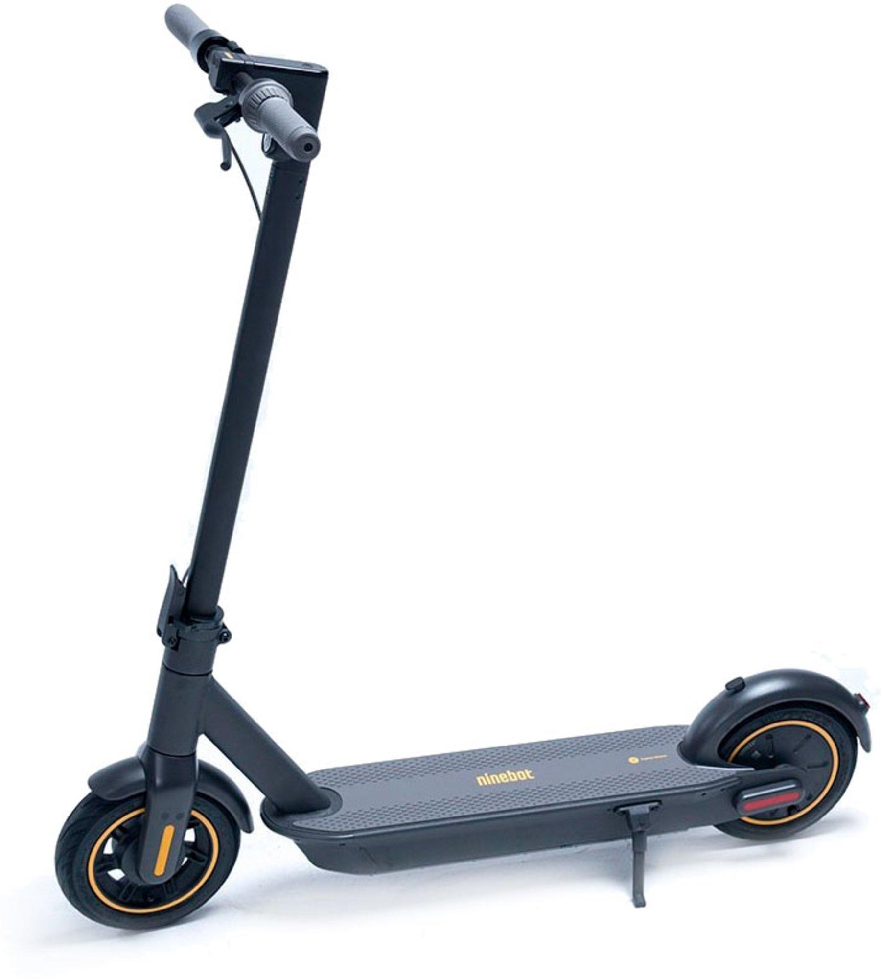 Segway Ninebot ES2 Elektrisk sparkesykkel Mørkegrå 25kmh