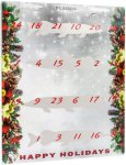 Fladen Julekalender 24 deler