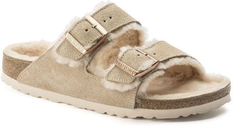 Birkenstock Arizona Fur (Dame)