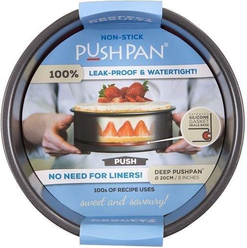 PushPan Kakeform rund nonstick 24cm