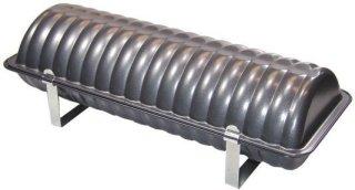 Spiralloff form med klips 30cm