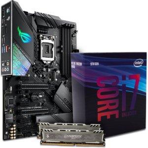 Intel Oppgraderingspakke OPP9700K