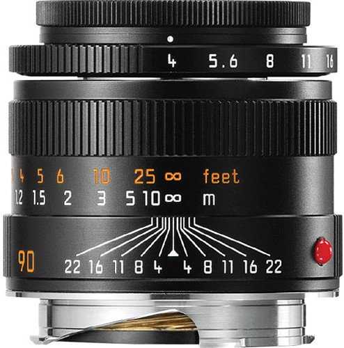 Leica 90mm f/4 Macro-M