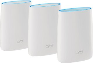 Netgear Orbi AC3000 (3-pakning)
