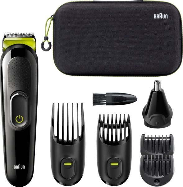 Braun Multigroom MGK3921