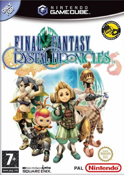Final Fantasy: Crystal Chronicles til GameCube