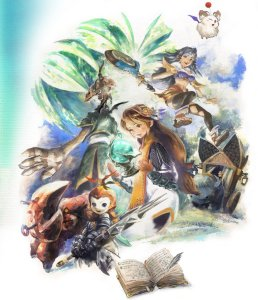 Final Fantasy Crystal Chronicles Remastered Edition til Switch